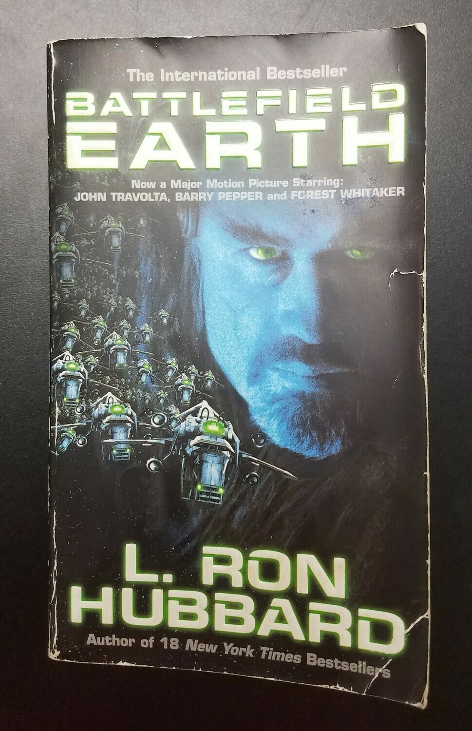 Battlefied Earth by L. Ron Hubbard