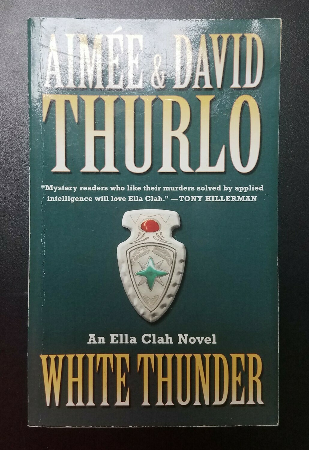 White Thunder by Aimee and David Thurlo