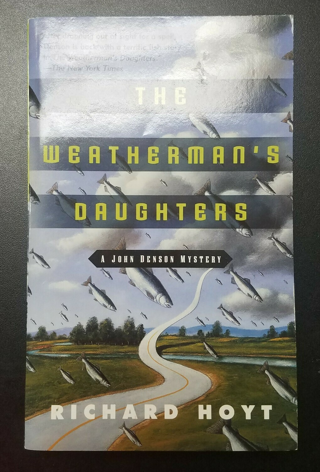 The Weatherman's Daughters by Richard Hoyt