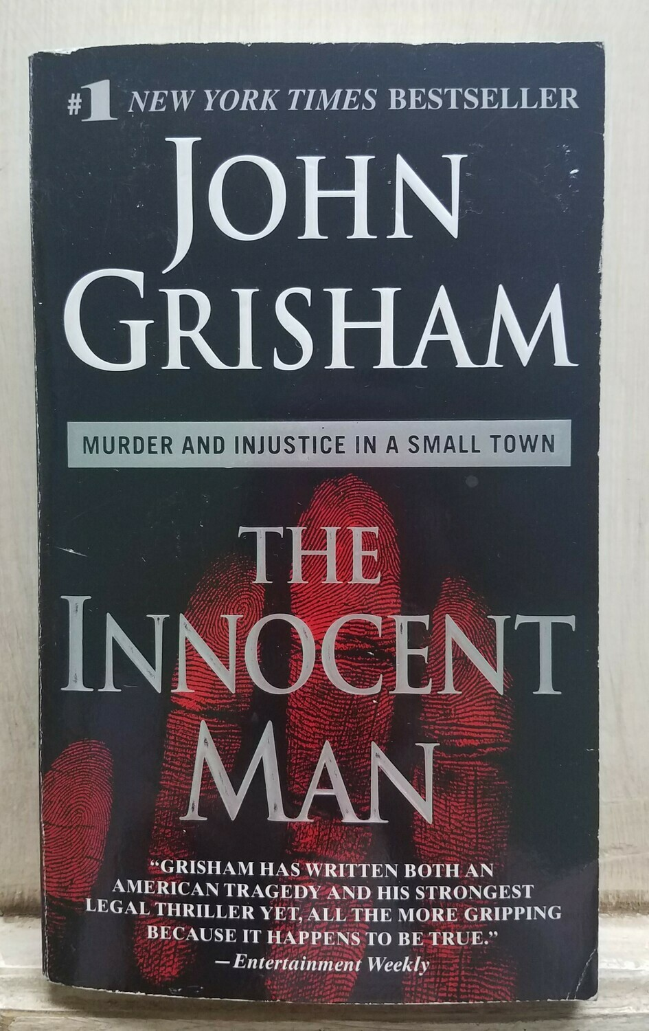 The Innocent Man by Joshn Grisham - PB