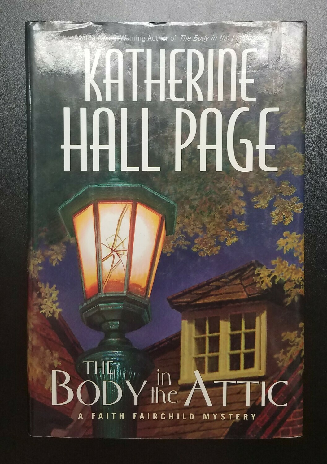 The Body in the Attic by Katherine Hall Page