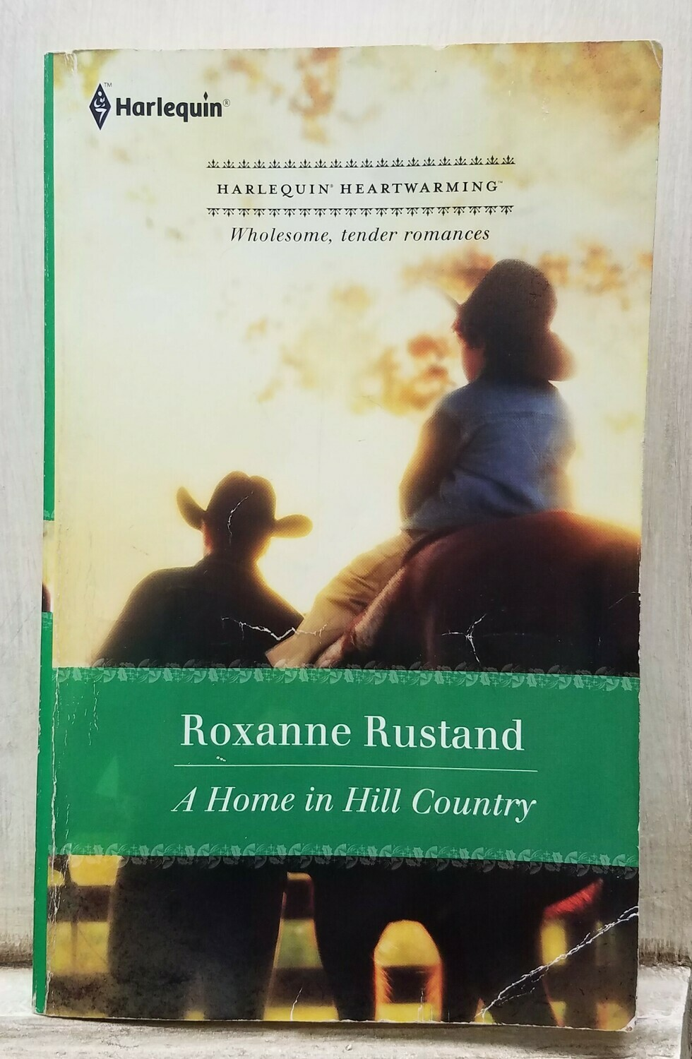 A Home in Hill Country by Roxanne Rustand