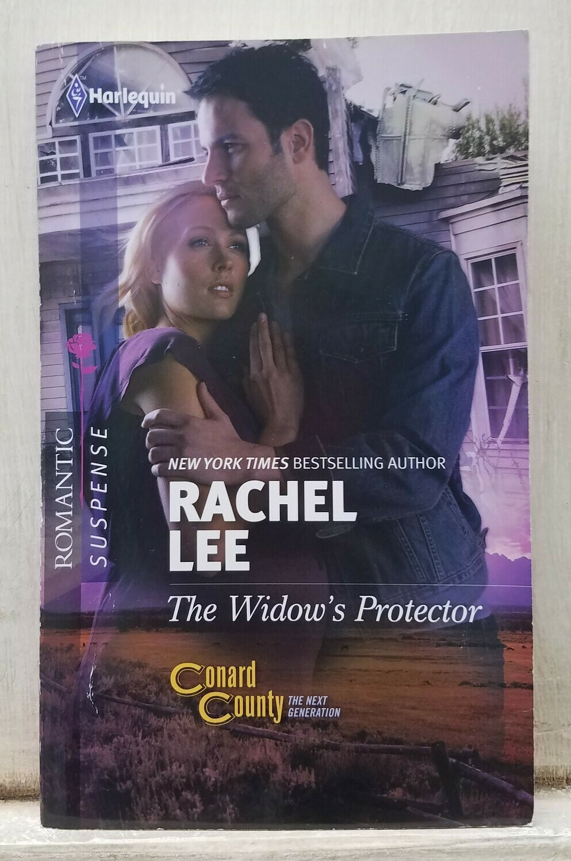 The Widow's Protector by Rachel Lee