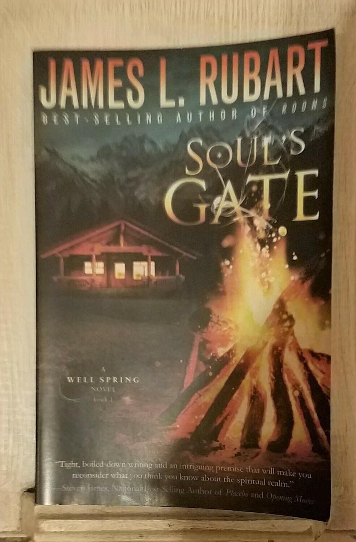 Soul's Gate by James L. Rubart