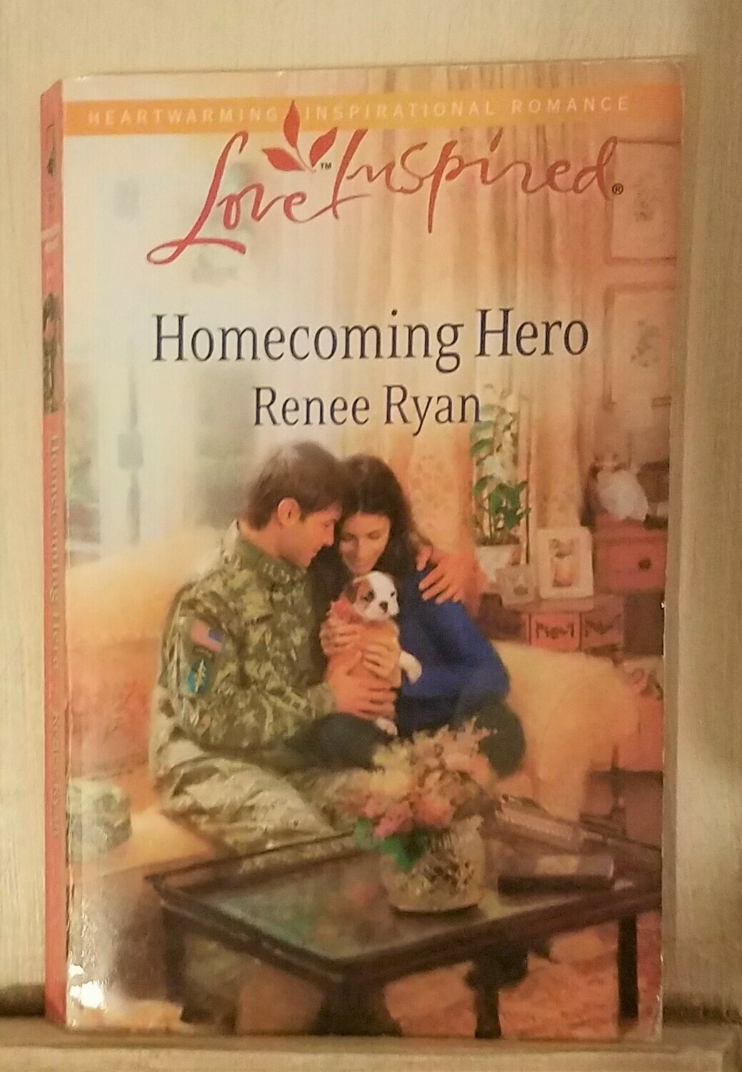 Homecoming Hero by Renee Ryan