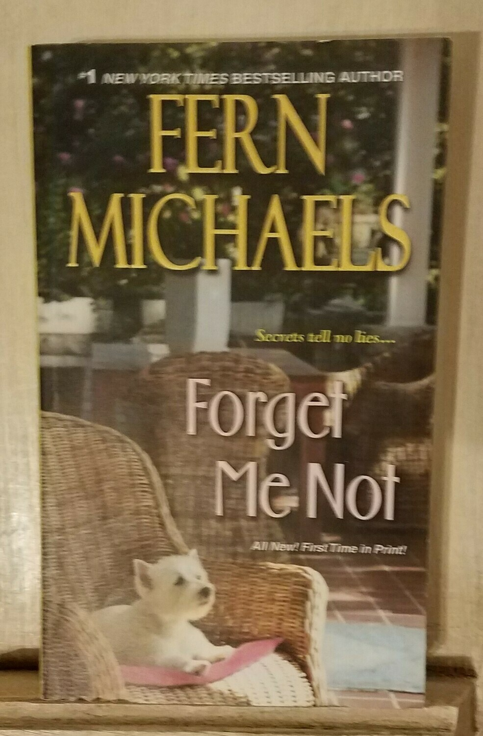 Forget Me Not by Fern Michaels