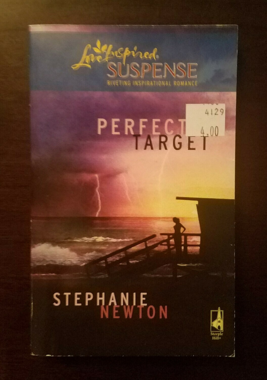 Perfect Target by Stephanie Newton