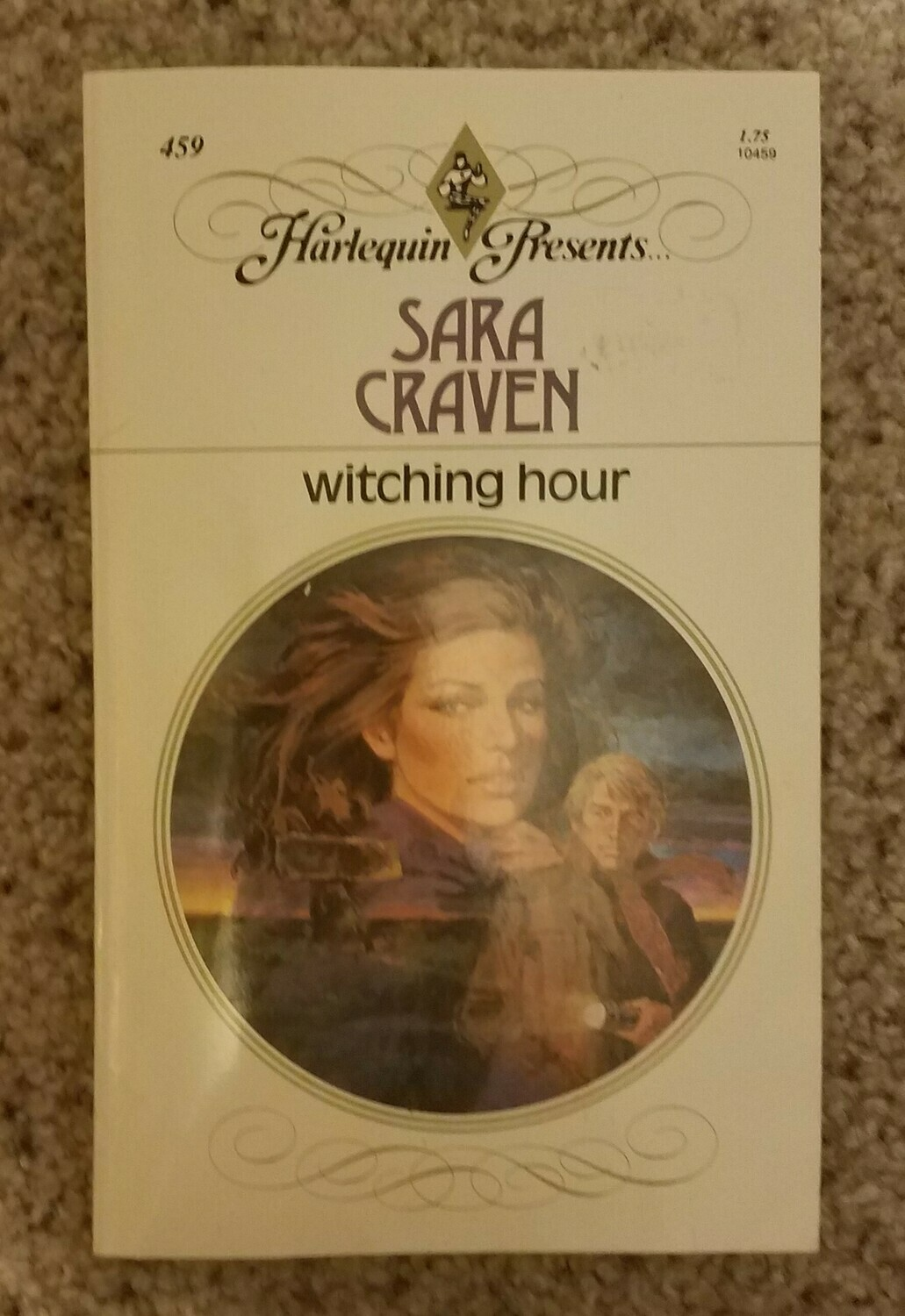 Witching Hour by Sara Craven