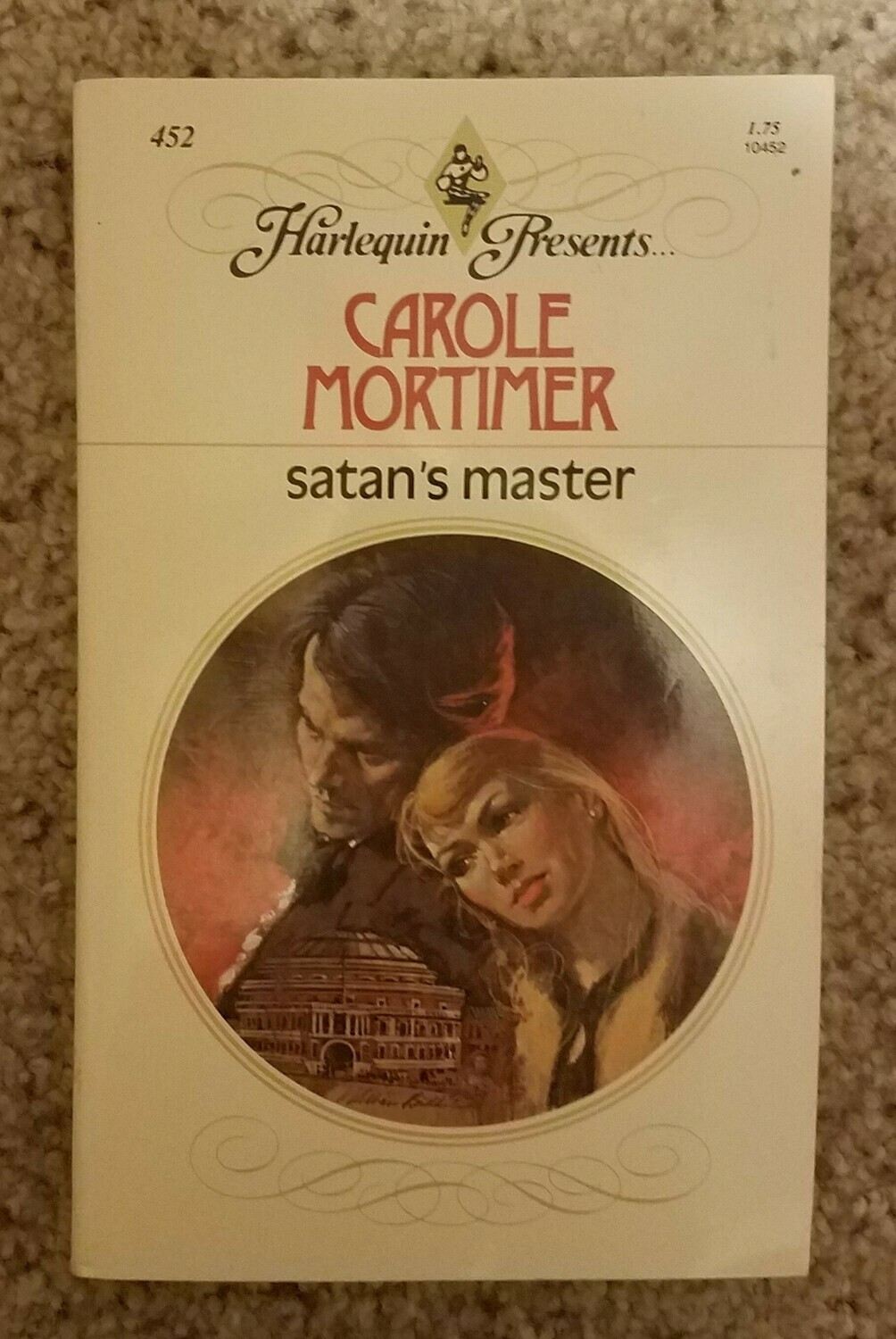 Satan's Master by Carole Mortimer