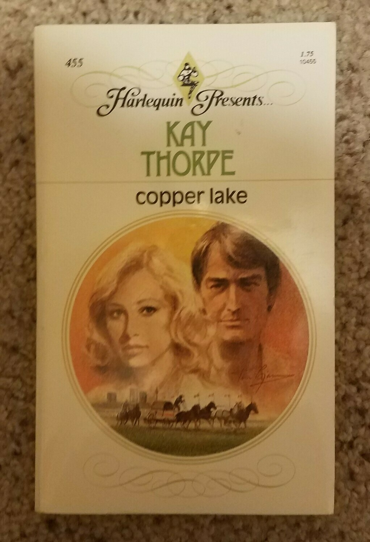 Copper Lake by Kay Thorpe