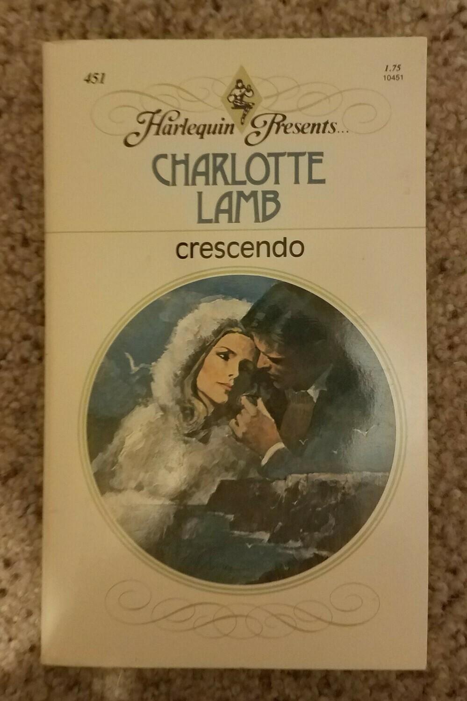 Crescendo by Charlotte Lamb