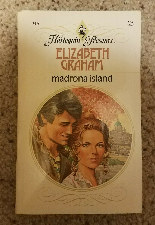 Madrona Island by Elizabeth Graham