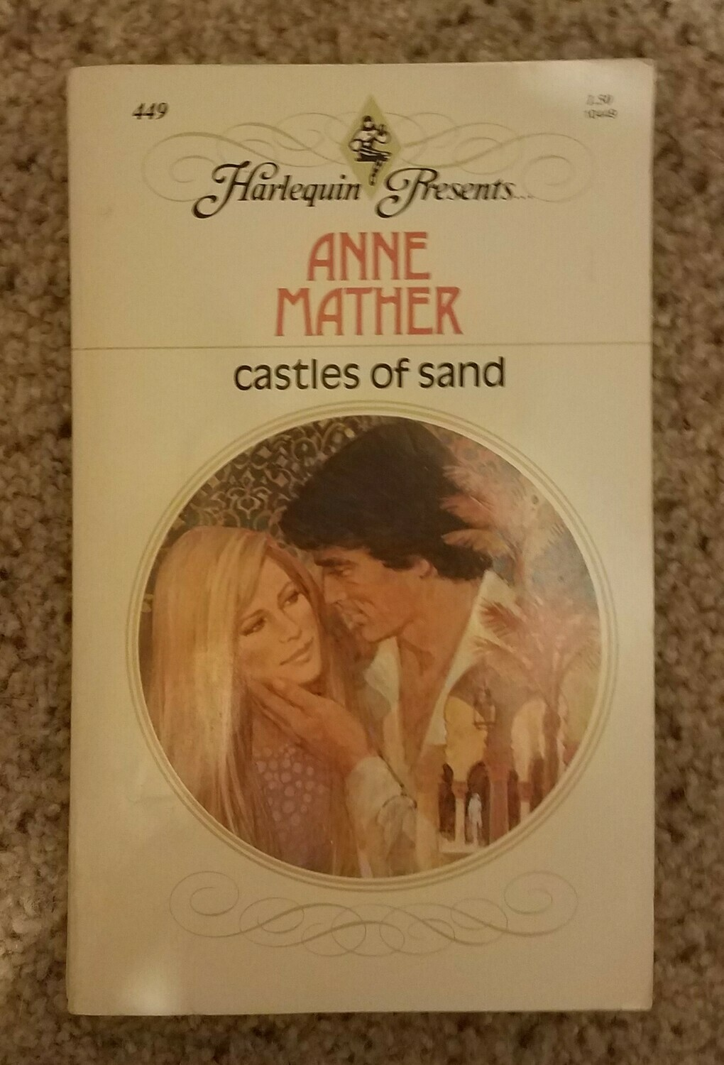 Castles of Sand by Anne Mather