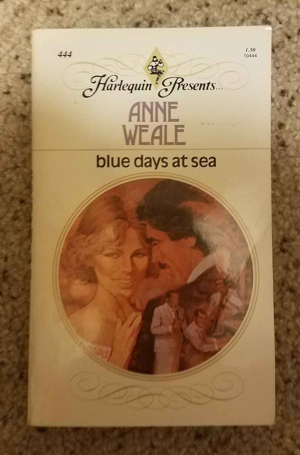 Blue Days at Sea by Anne Weale