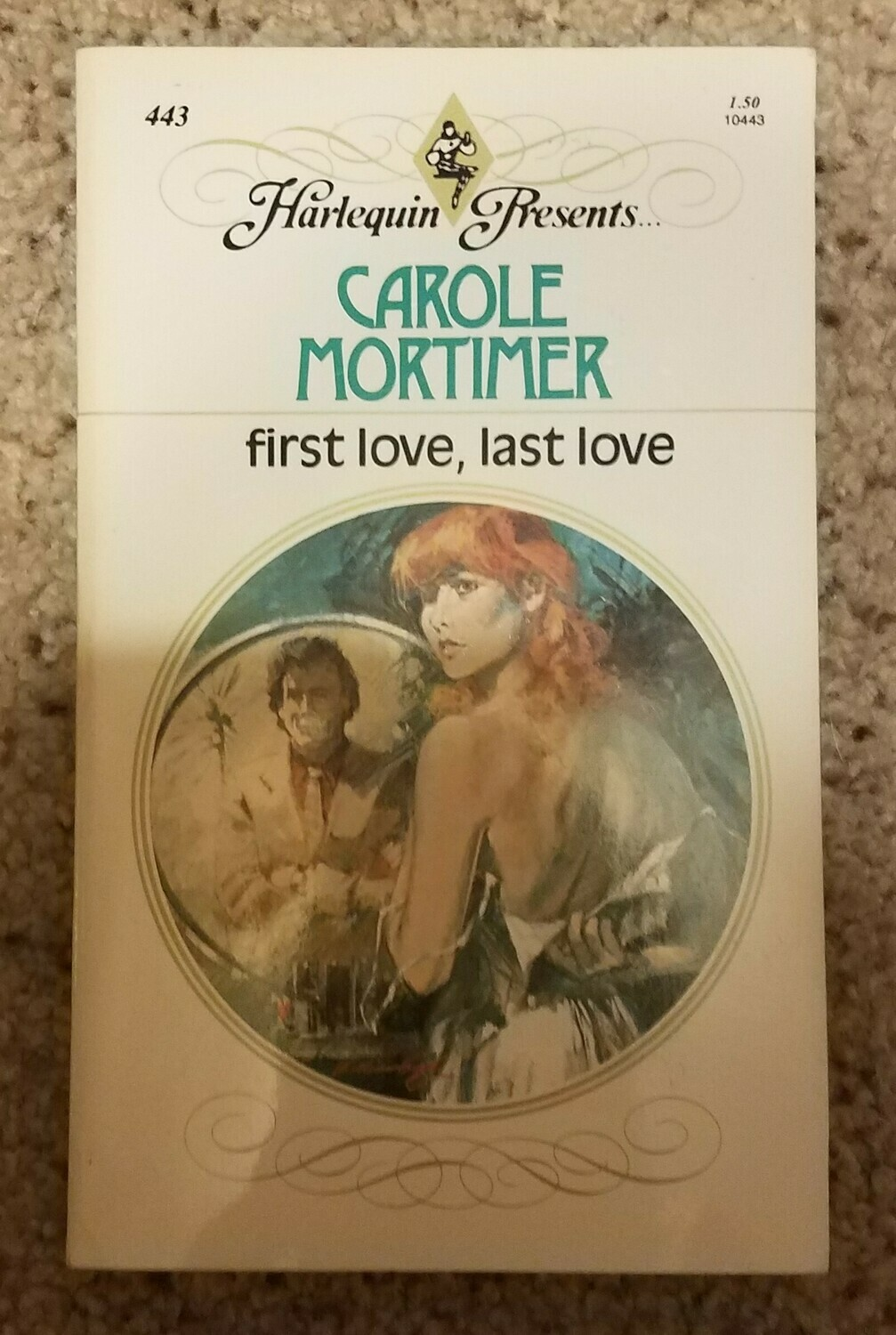 First Love, Last Love by Carole Mortimer