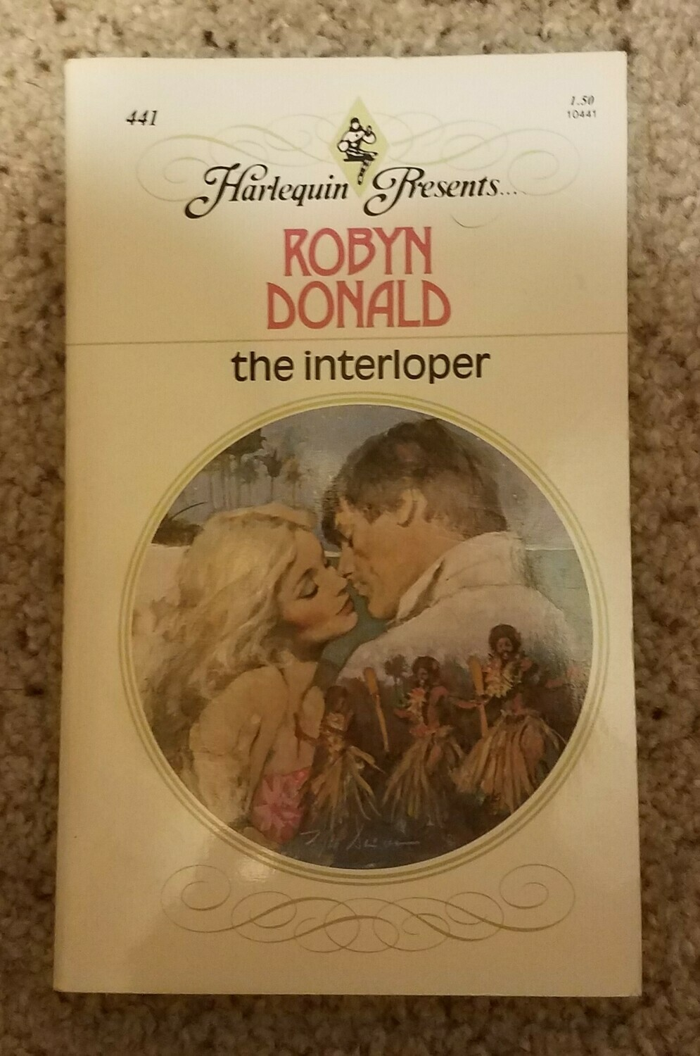 The Interloper by Robyn Donald
