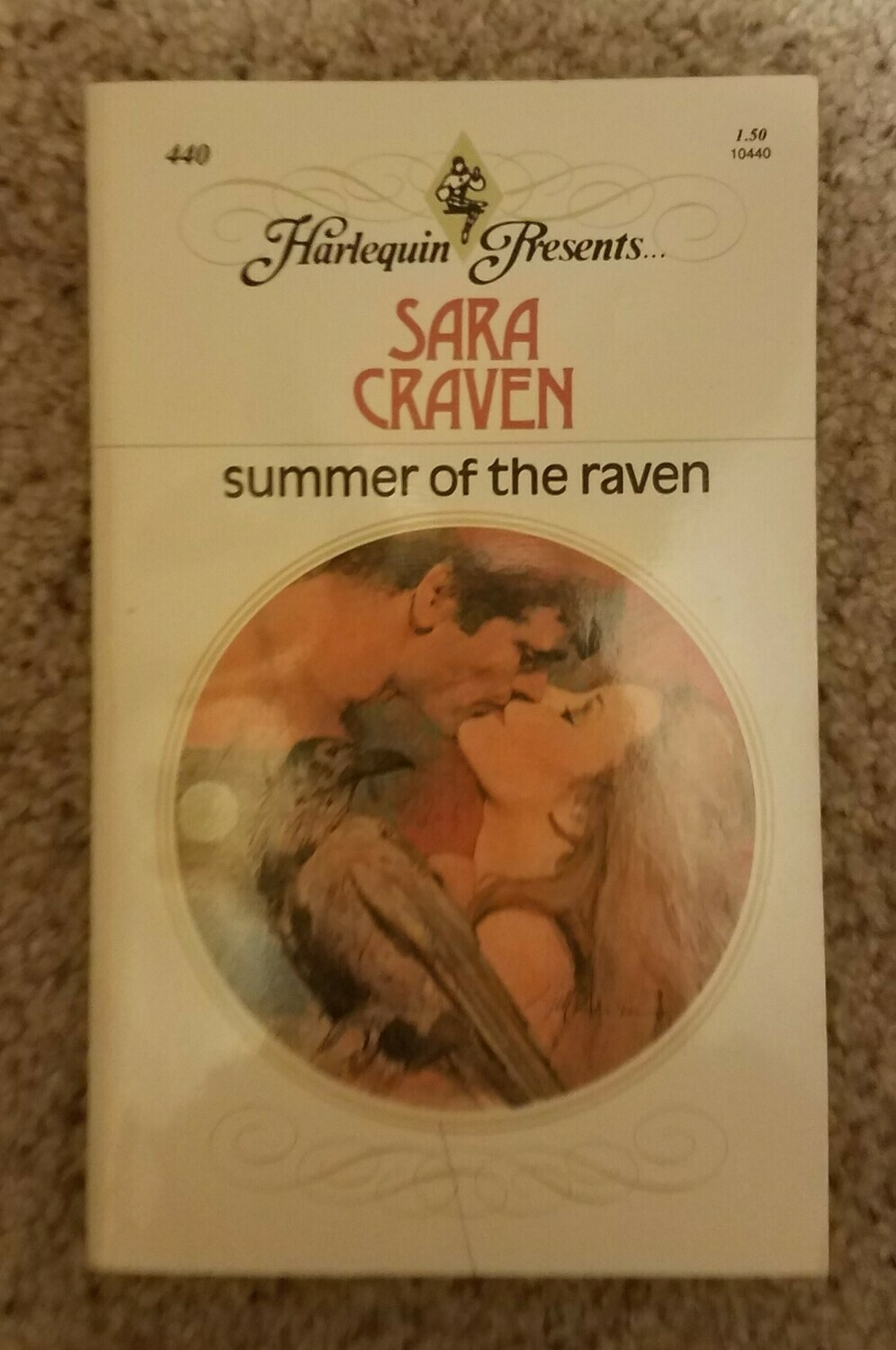 Summer of the Raven by Sara Craven