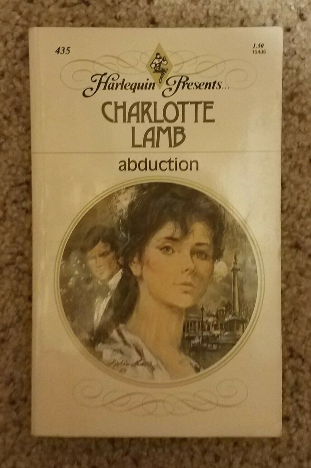 Abduction by Charlotte Lamb