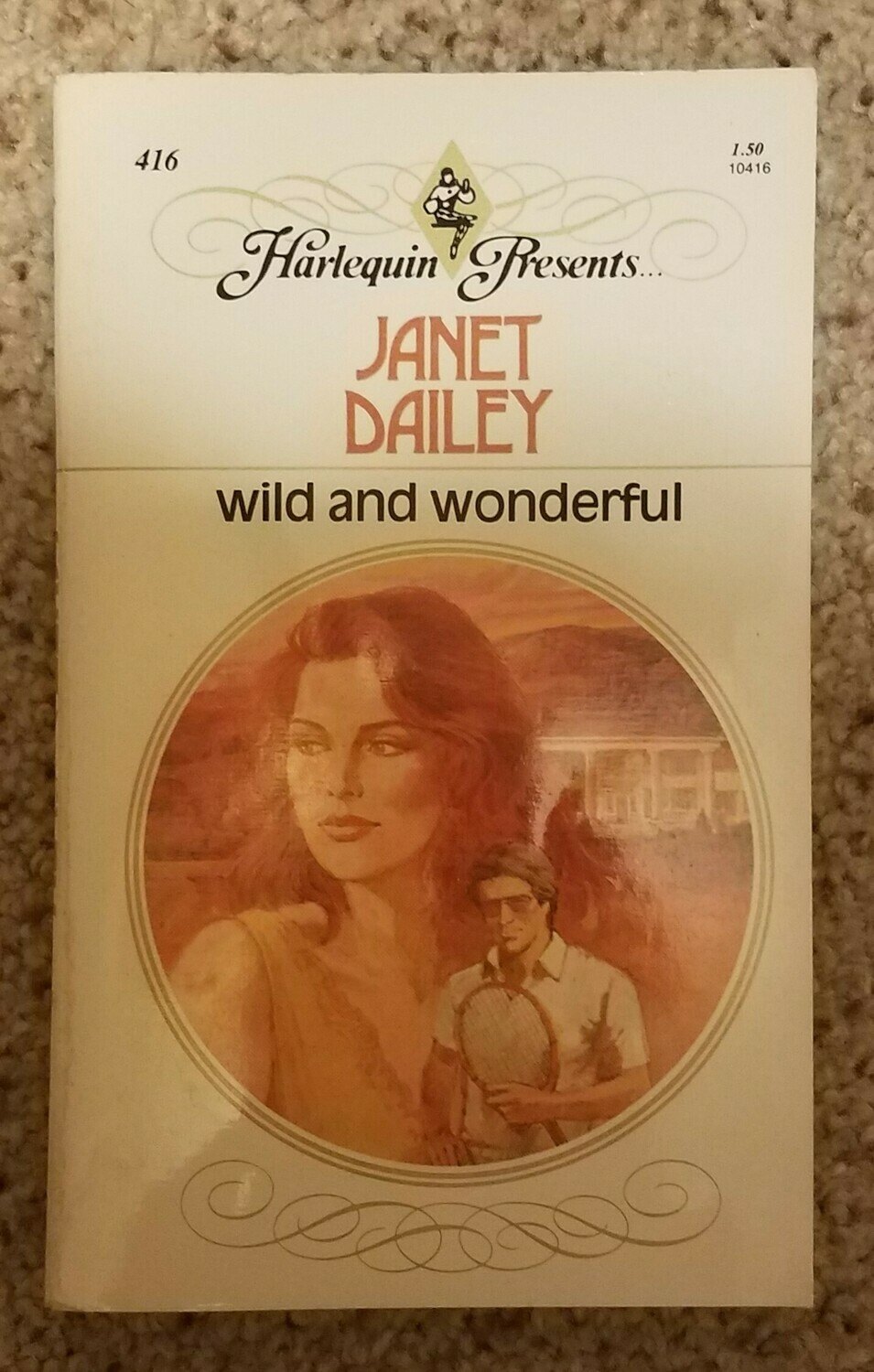 Wild and Wonderful by Janet Dailey