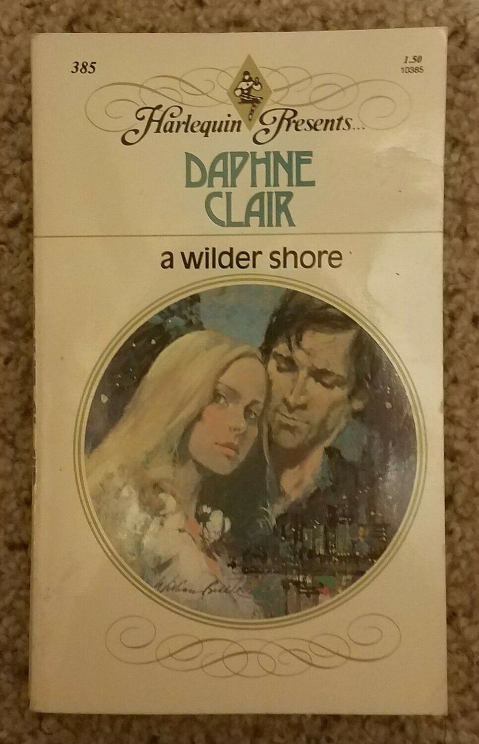 A Wilder Shore by Daphne Clair