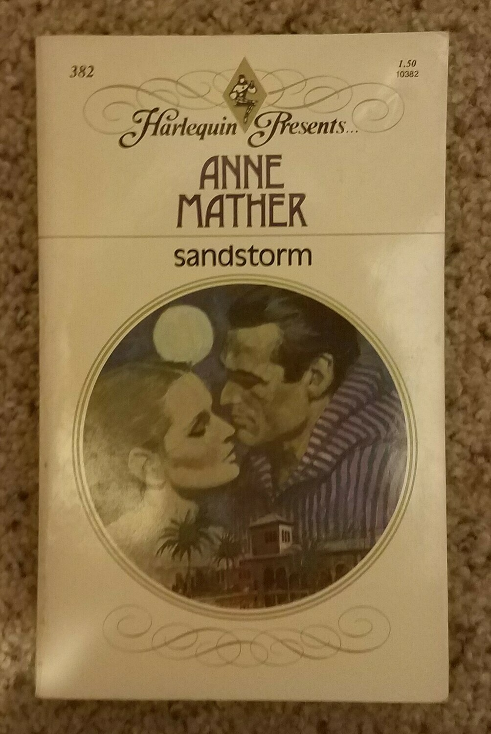 Sandstorm by Anne Mather