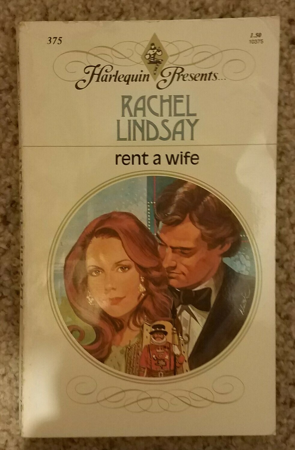 Rent a Wife by Rachel Lindsay