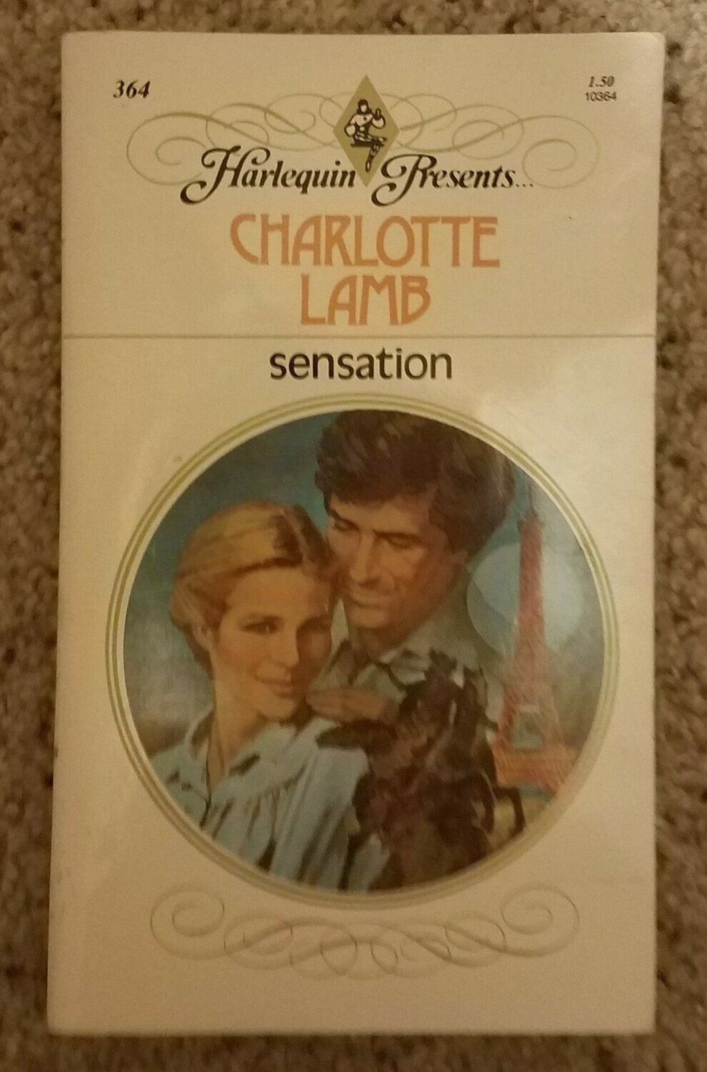 Sensation by Charlotte Lamb