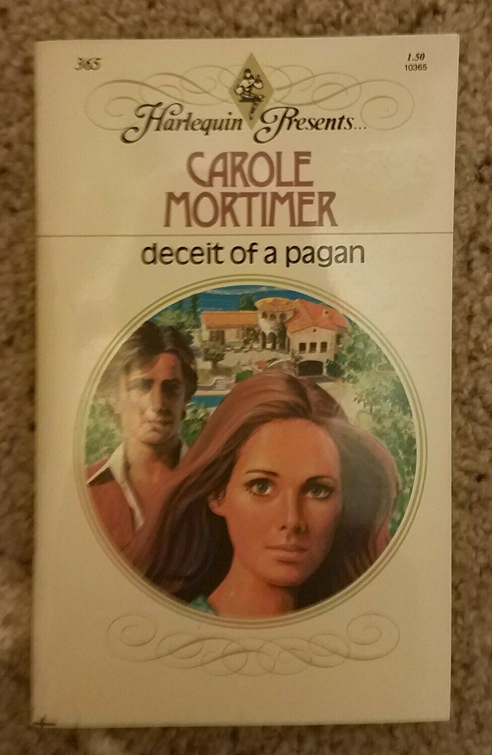 Deceit of a Pagan by Carole Mortimer