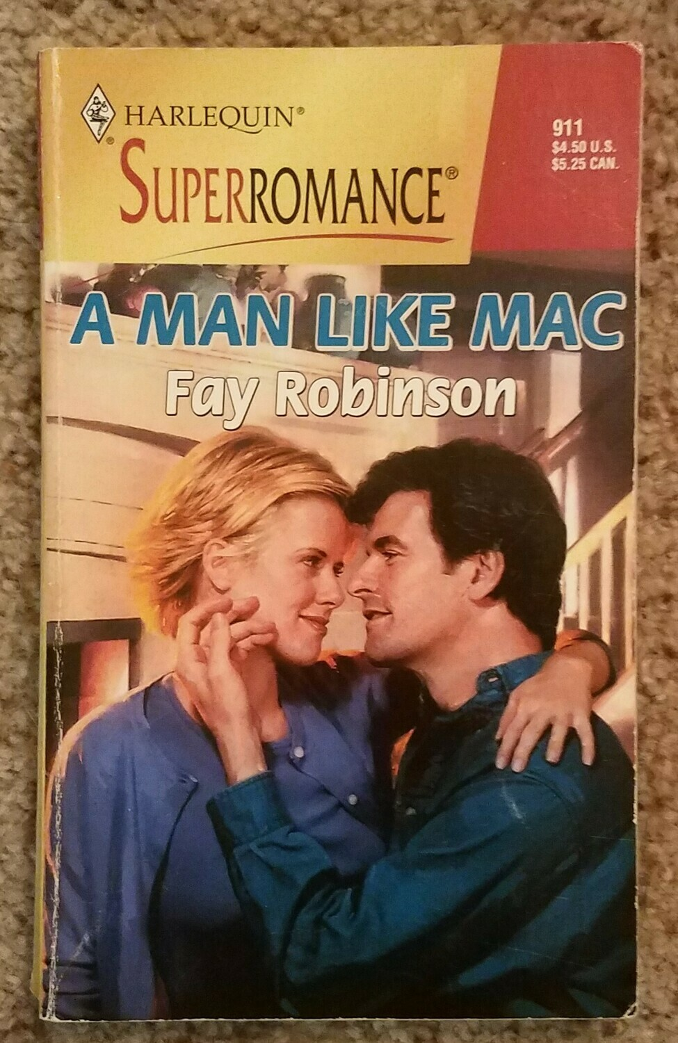 A Man Like Mac by Fay Robinson