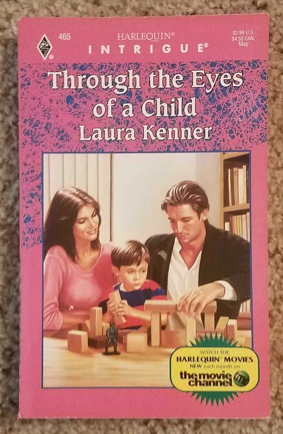 Through the Eyes of a Child by Laura Kenner