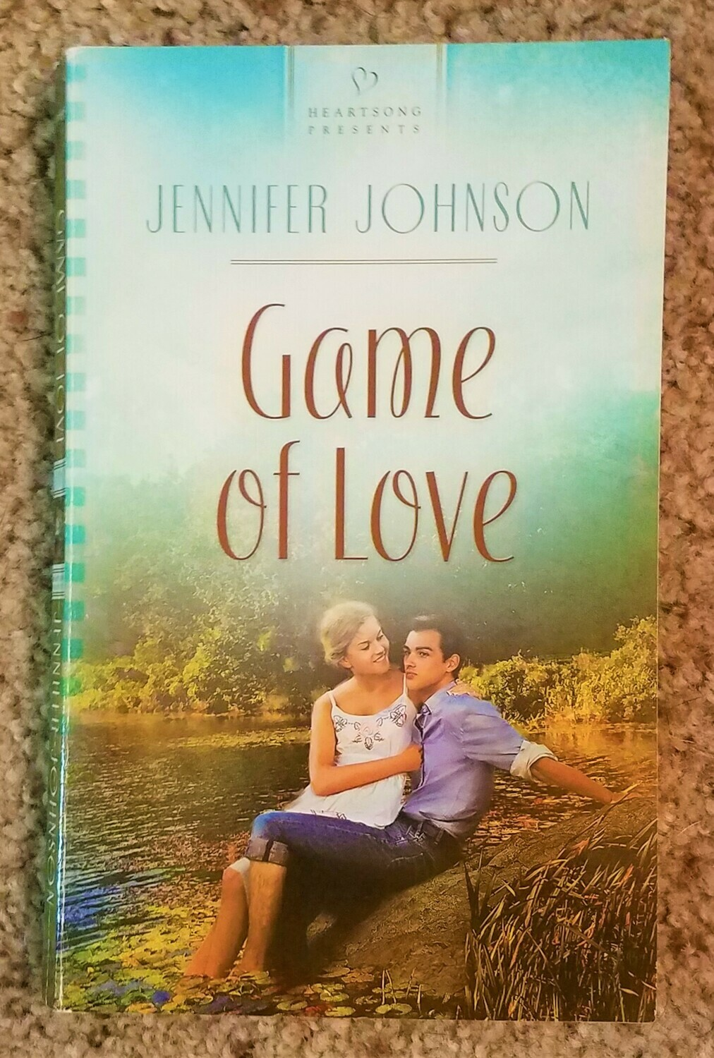 Game of Love by Jennifer Johnson