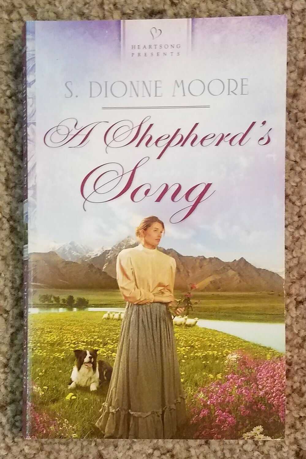 A Shepherd's Song by S. Dionne Moore