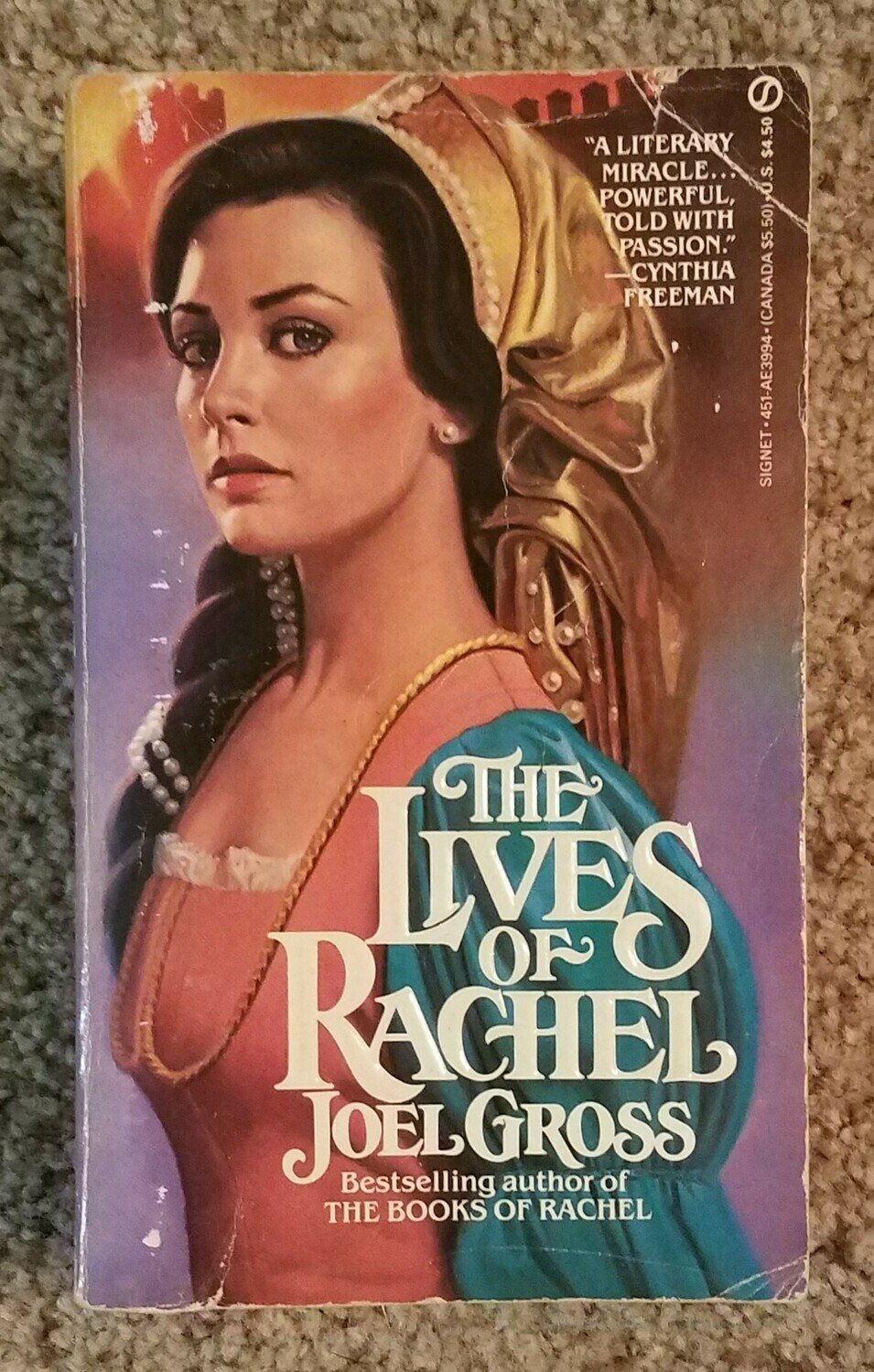 The Lives of Rachel by Joel Gross
