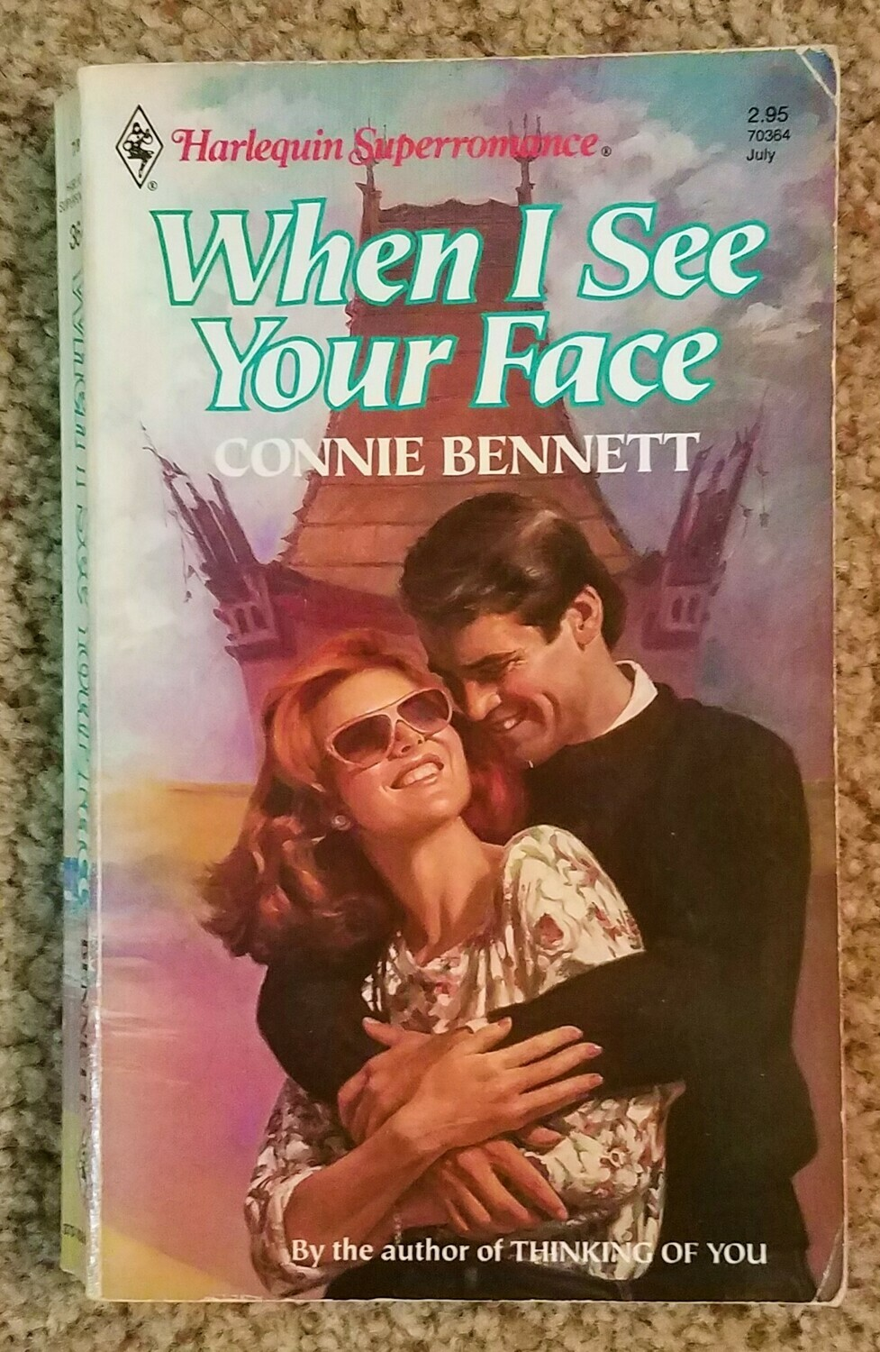 When I See Your Face by Connie Bennett