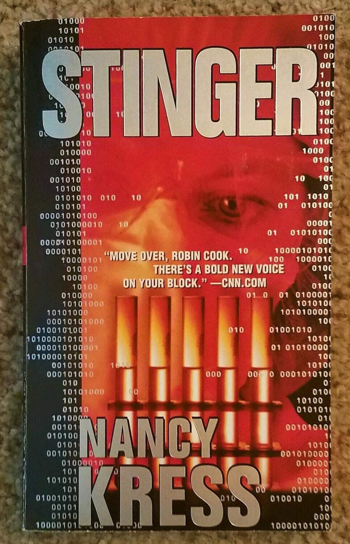 Stinger by Nancy Kress