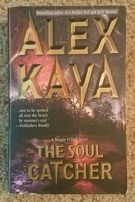 The Soul Catcher by Alex Kava