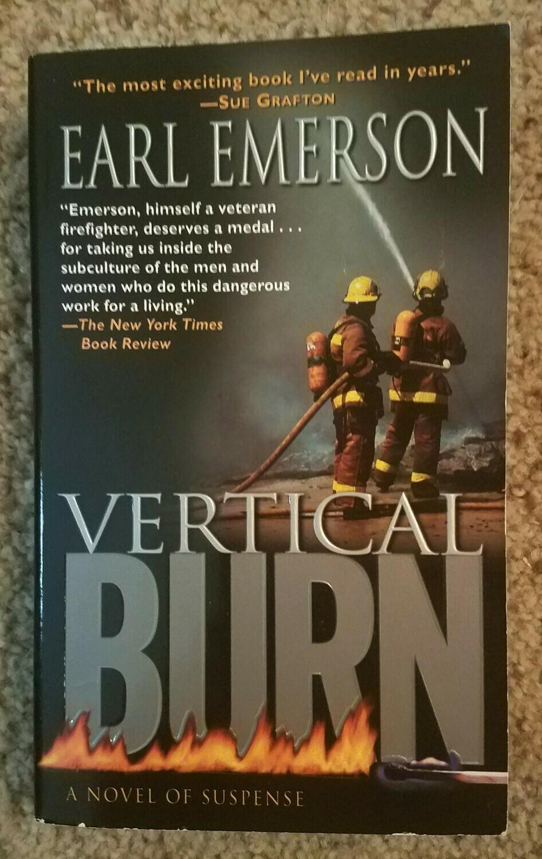 Vertical Burn by Earl Emerson