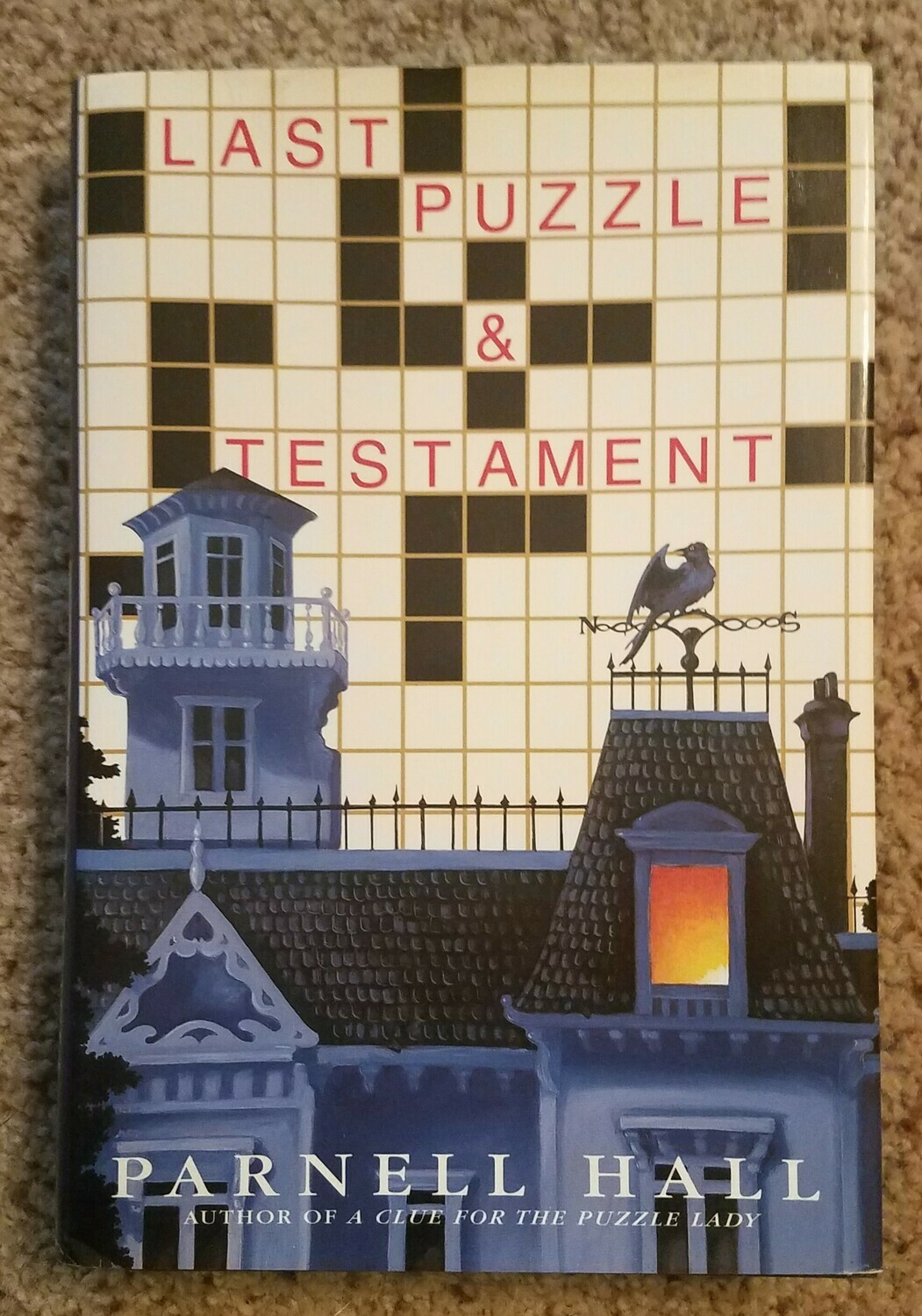 Last Puzzle and Testament by Parnell Hall