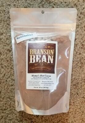 Branson Bean - Mama's Hot Chocolate with Marshmallows