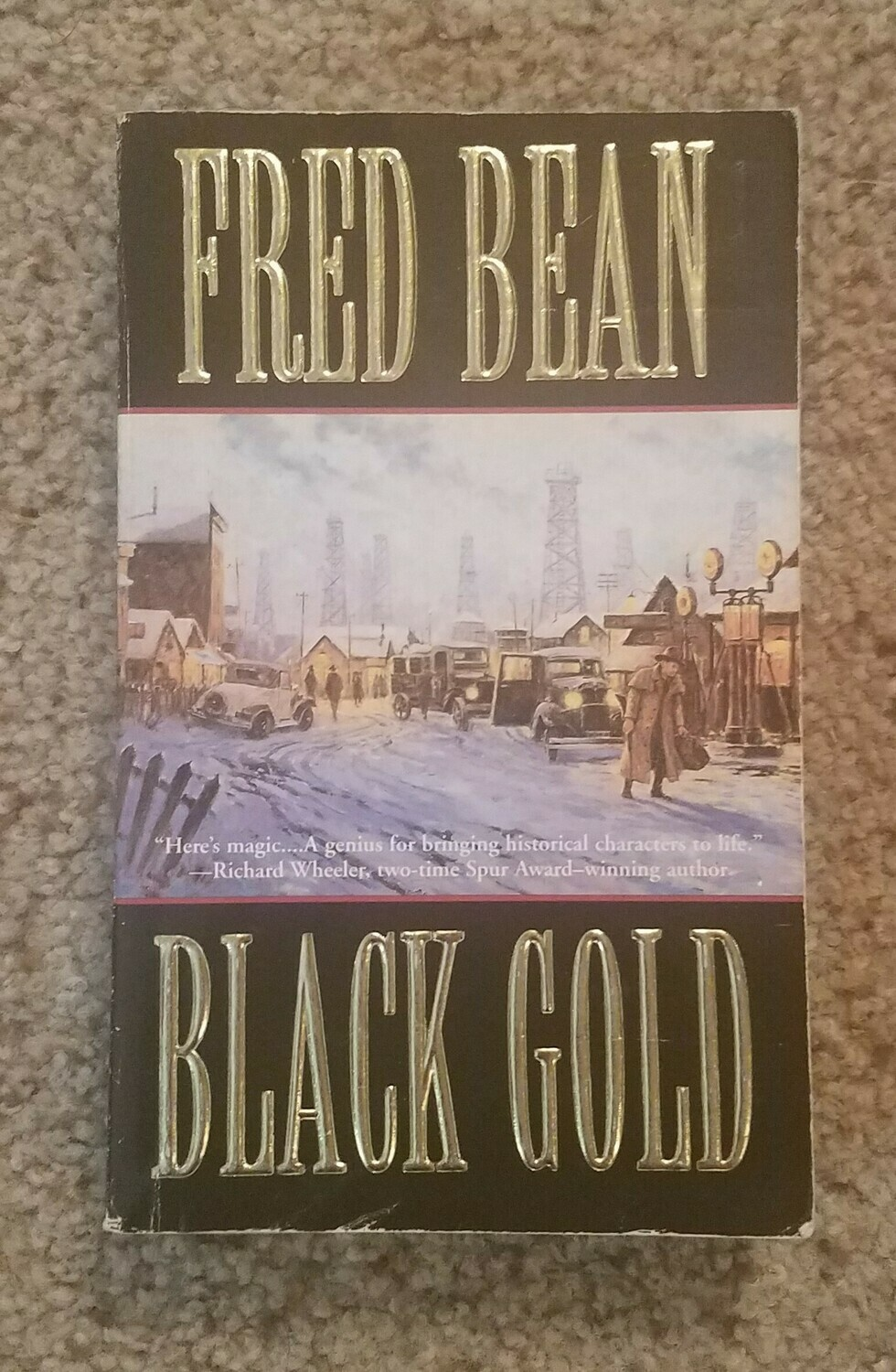 Black Gold by Fred Bean