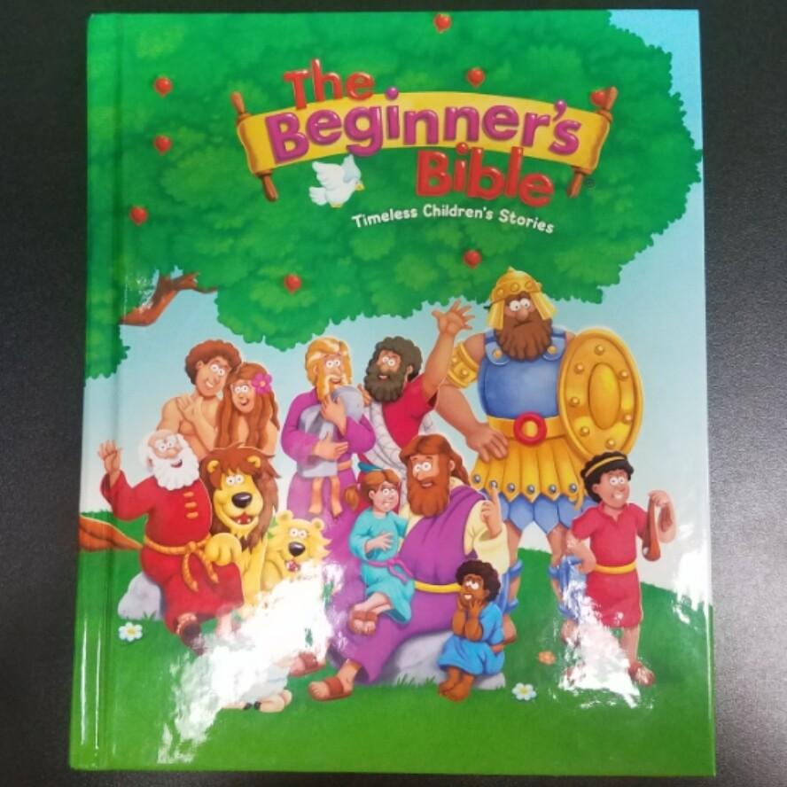 The Beginner's Bible for Little Ones