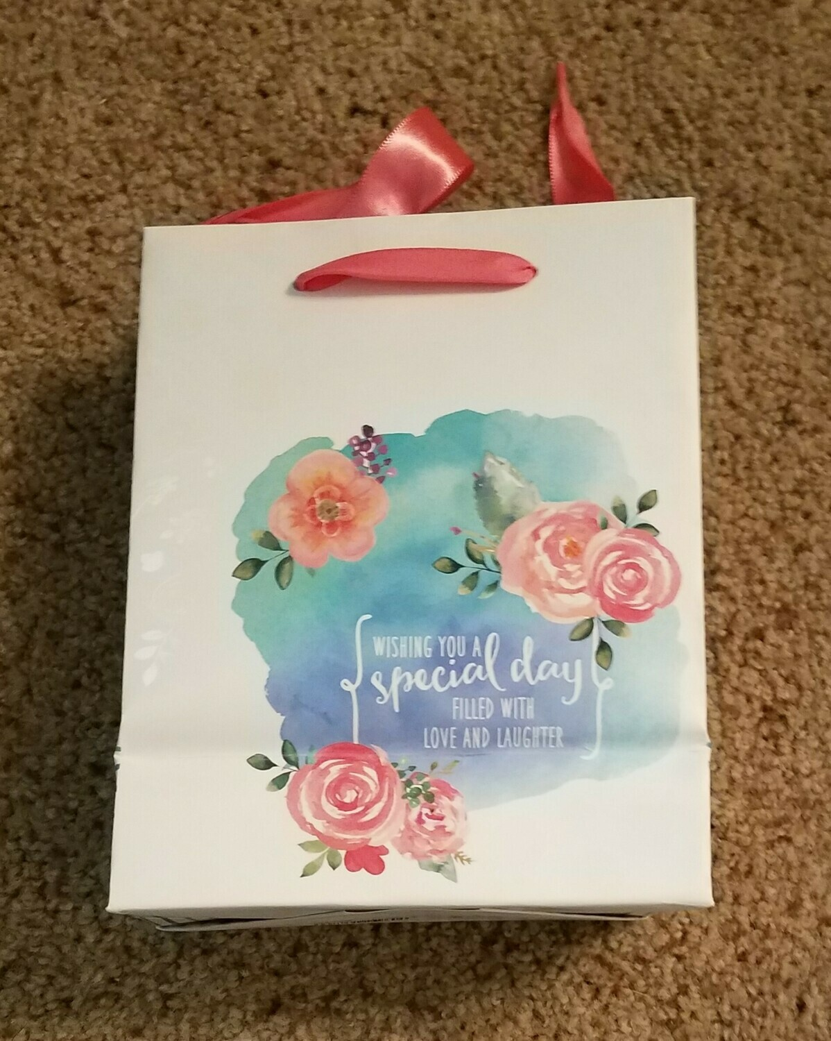 Wishing You A Special Day Gift Bag