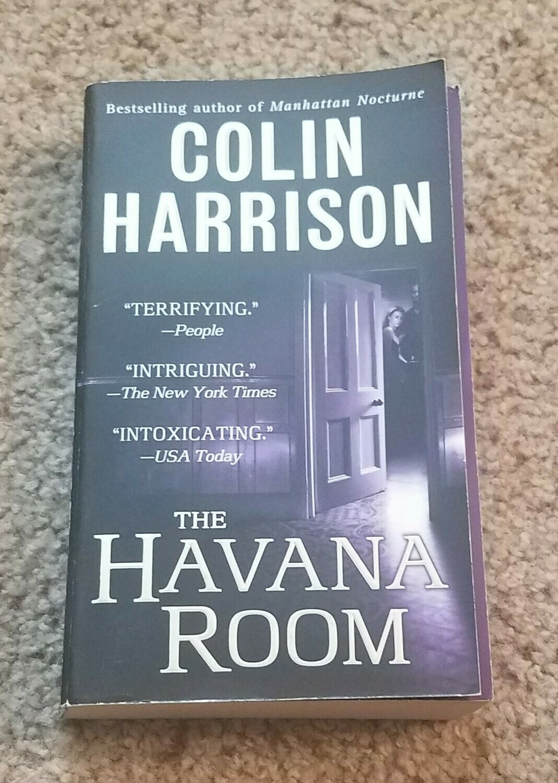 The Havana Room by Colin Harrison