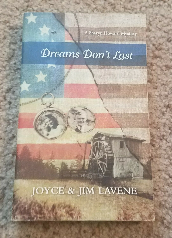 Dreams Don't Last by Joyce and Jim Lavene