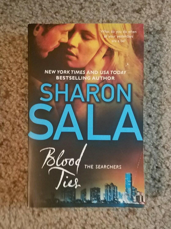 Blood Ties by Sharon Sala