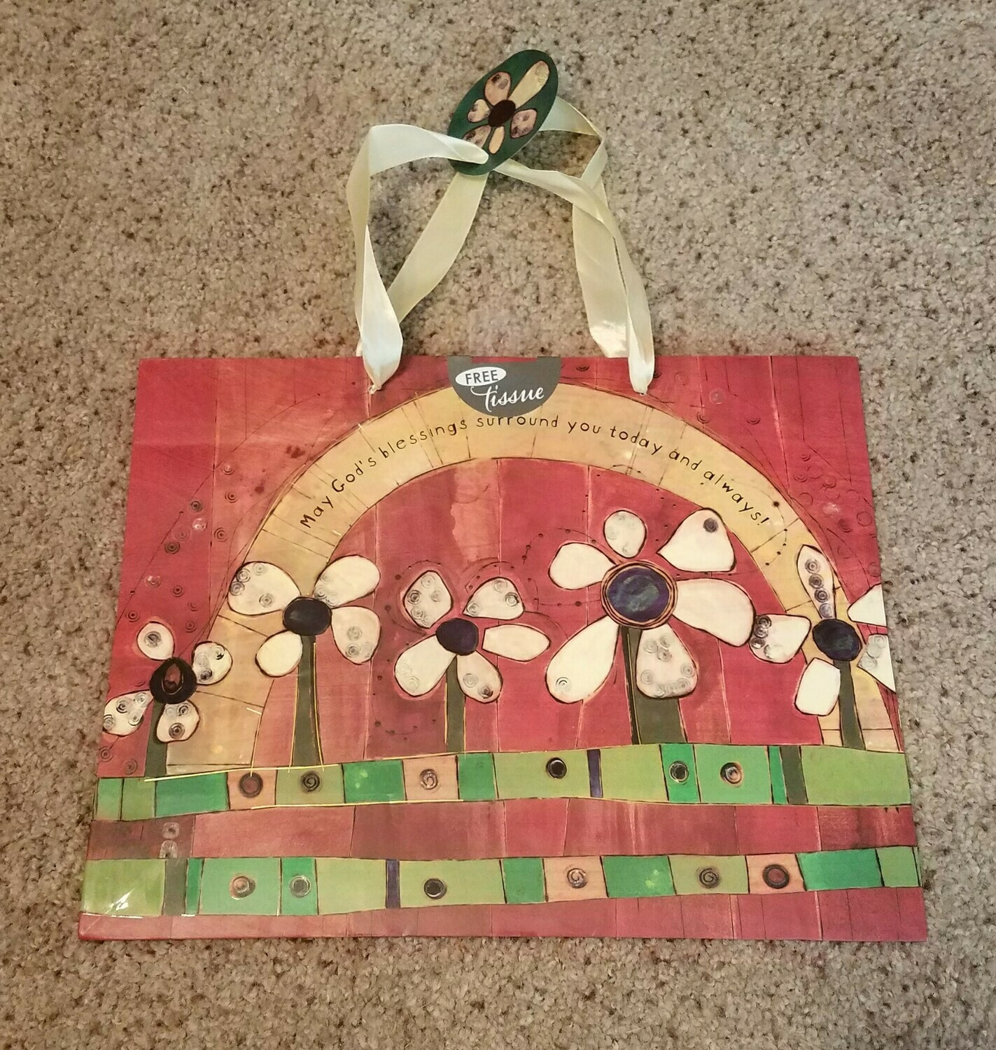 May God's Blessing Surround You Gift Bag
