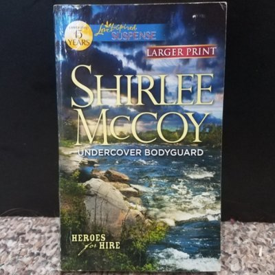 Undercover Bodyguard by Shirlee McCoy