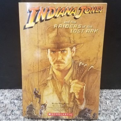 Indiana Jones and the Raiders of the Lost Ark by Ryder Windham