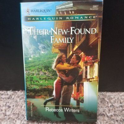 Their New-Found Family by Rebecca Winters