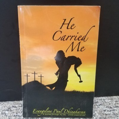 He Carried Me by Dr. Paul Dhinakaran